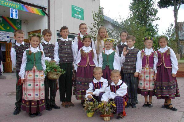 Tourism information - Punskas
